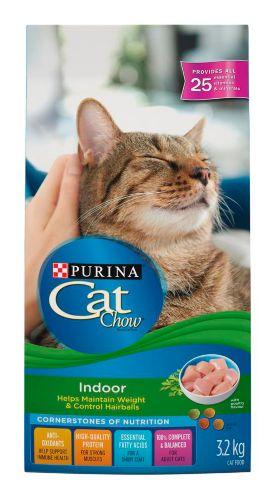 Purina® Cat Chow® Indoor Cat Dry Cat Food, 3.2-kg