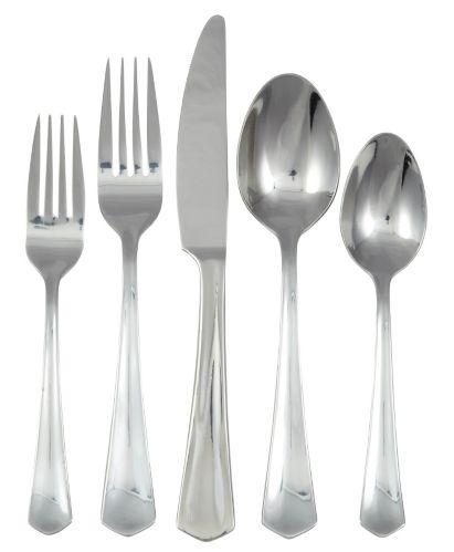 Cuisinart Sienna Satin Flatware Set, 20-pc Product image