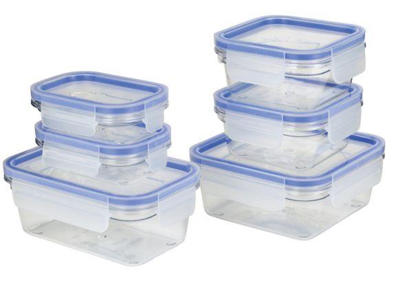Clearlock Food Storage Box Set, 12-pc Product image
