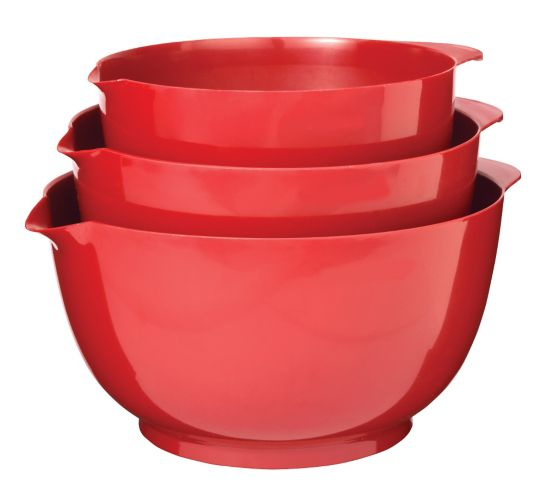 MASTER Chef Mixing Bowl Set, 3-pc
