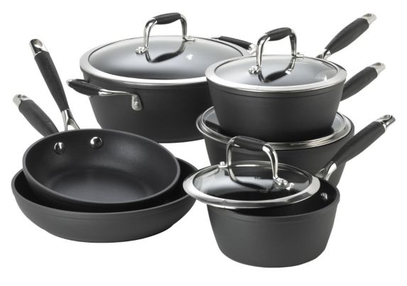 Lagostina Pro-Forged Cookware Set, 10-pc Product image
