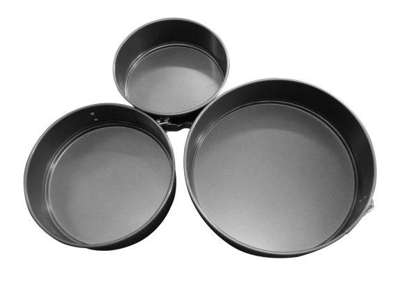 MASTER Chef Springform Cake Pan, 3-pc Product image