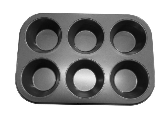 Muffin Pan, 6-cup Product image