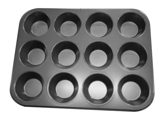 MASTER Chef Muffin Pan, 12-Cup Product image