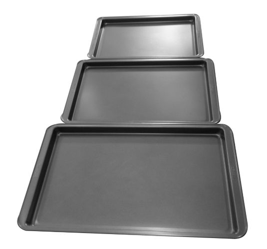 MASTER Chef Cookie Sheet Set, 3-pc Product image