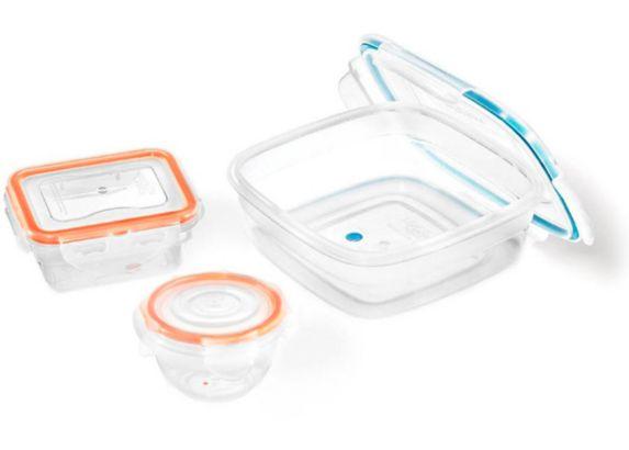 Lock & Lock Lunch Kit, 6-pc Product image