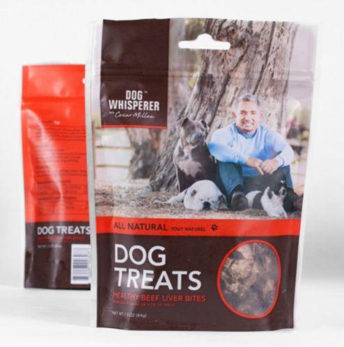 Cesar Millan Beef Liver Bites Dog Treats