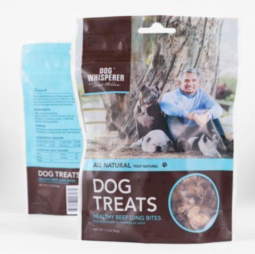 Cesar Millan Beef Lung Bites Dog Treats Product image