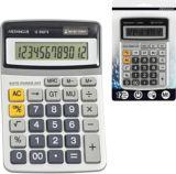 12 Digit Desktop Calculator | Meranguenull