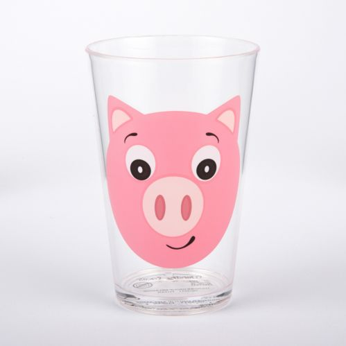 Friendly Faces Pig Tumbler