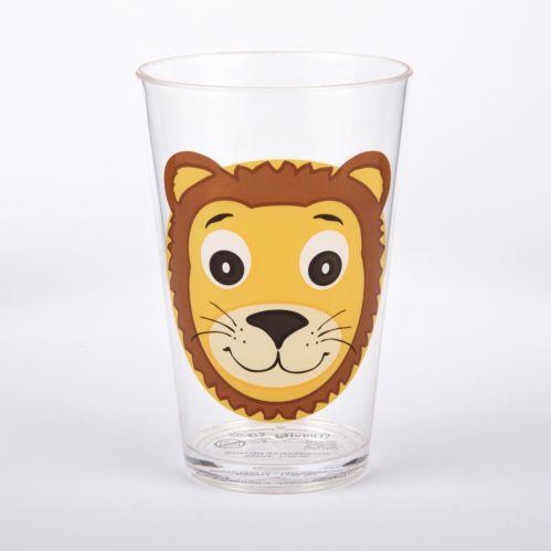 Friendly Faces Lion Tumbler