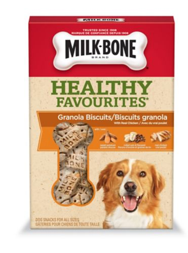 Biscuits Milk-Bone Healthy Favourites au poulet