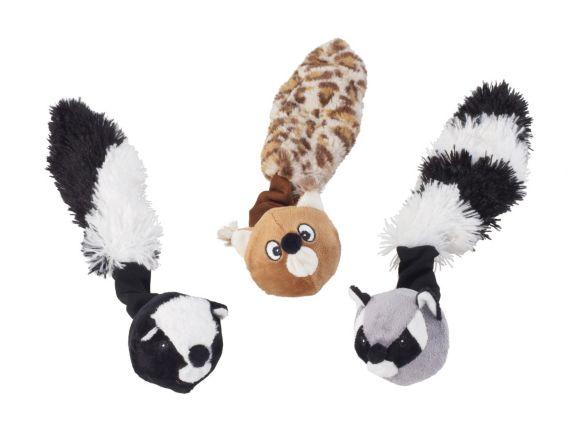 Crazy Ball Dog Toy