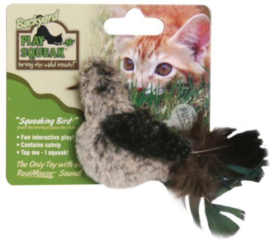 Play N Squeak Squeaking Bird Product image