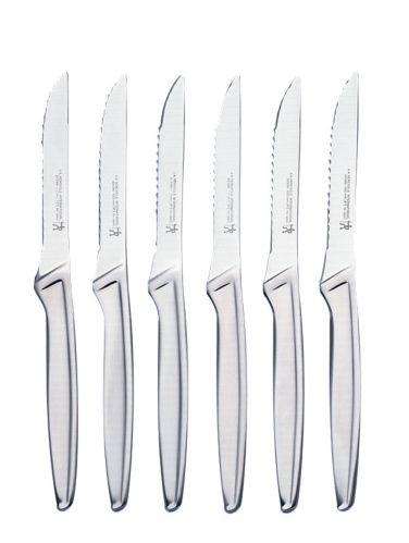 Henckels Stainless Steak Knife Set, 6-pc