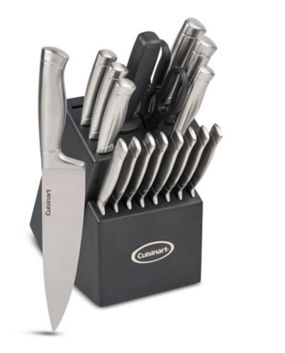 Cuisinart Forged Knife Set, 21-pc