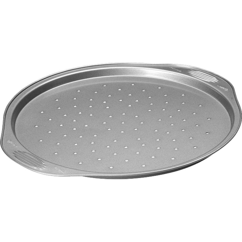 Wilton Pizza Crisper Pan, 14-in