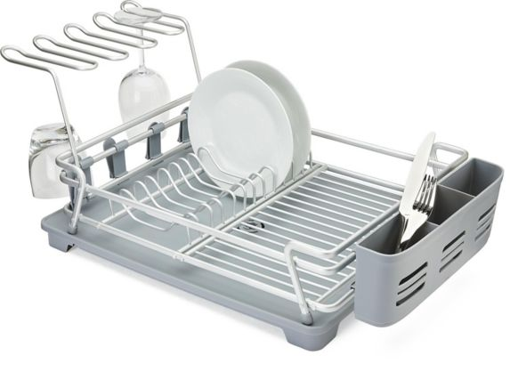 type A Forte Aluminum Drying Rack,