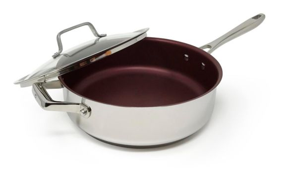 PADERNO Canadian Signature Non-Stick Jumbo Cooker, 5-qt Product image