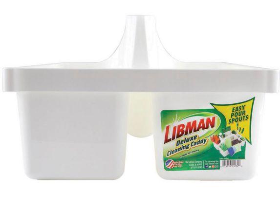 Range-accessoires d'entretien ménager Libman