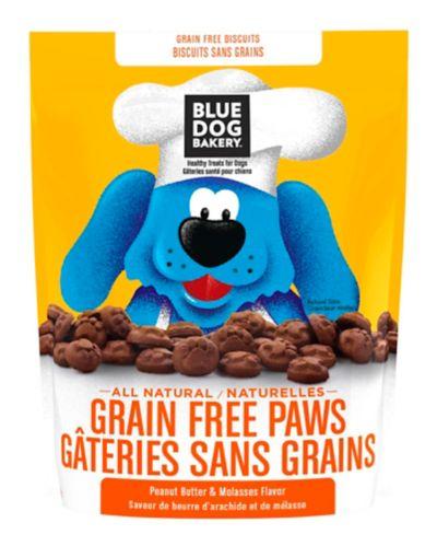 Blue Dog Bakery All Natural Grain Free Paws Dog Treats, 680-g