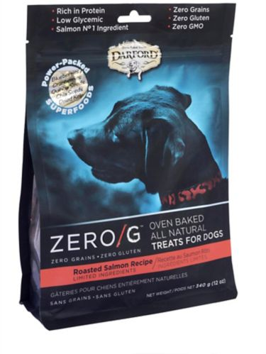 Darford ZERO/G Roasted Salmon Dog Treats