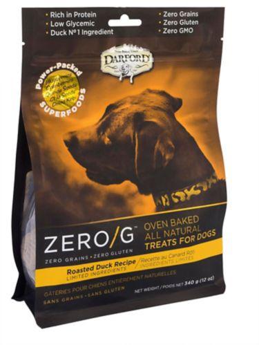 Darford ZERO/G Roasted Duck Dog Treats