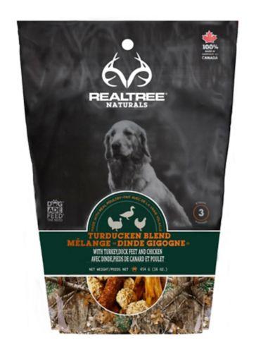 RealTree Turducken Blend Dog Treats