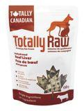 Foie de bœuf déshydraté pour animaux Totally Raw, 150 g | Totally Rawnull