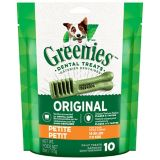 Gâteries dentaires pour chiens GREENIES Petit, 6 oz | Greeniesnull