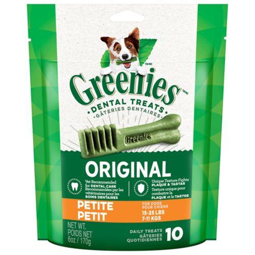 GREENIES™ Petite Dental Dog Treats, 6-oz