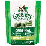 Gâteries dentaires pour chiens GREENIES Teenie, 6 oz | Greeniesnull