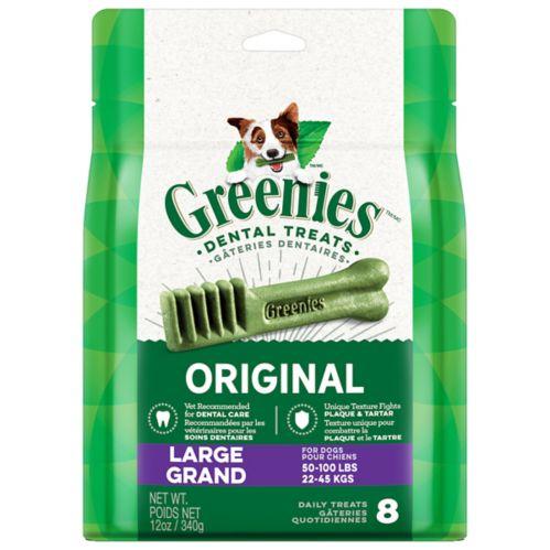 GREENIES™ Large Dental Dog Treats, 12-oz