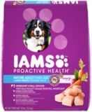 IAMS™ PROACTIVE HEALTH™ Mature Adult Large Breed Dry Dog Food with Real Chicken, 13.6-kg   Iamsnull