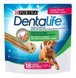 Gâteries de soins buccodentaires quotidiens DentaLife pour chiens de grande race, 587 g | Dentalifenull
