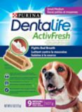 DentaLife ActivFresh™ Medium Daily Oral Care Dog Treats | Dentalifenull