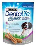 Gâteries de soins buccodentaires quotidiens DentaLife Chews pour chiens moyens, 248 g   Dentalifenull