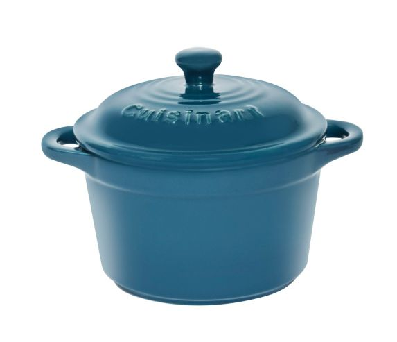 Cuisinart Mini Casserole Dish, Blue, 250-ml