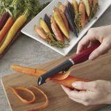 KitchenAid Gourmet Euro Peeler, Red | KitchenAidnull