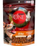 Purina® ONE® True Instinct Bites, Chicken, 566-g | Purinanull