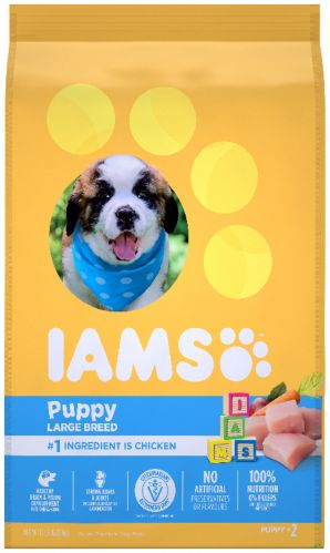 IAMS™ PROACTIVE HEALTH™ Smart Puppy Large Breed Dog Food, 6.8-kg