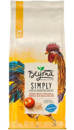 Purina® Beyond® Simply Chicken Natural Dry Cat Food, 2.72-kg Product image
