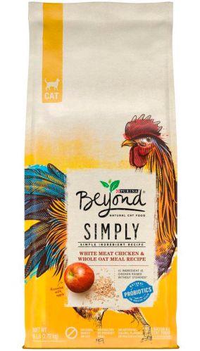 Nourriture sèche naturelle pour chats Purina Beyond Simply, poulet, 2,72 kg