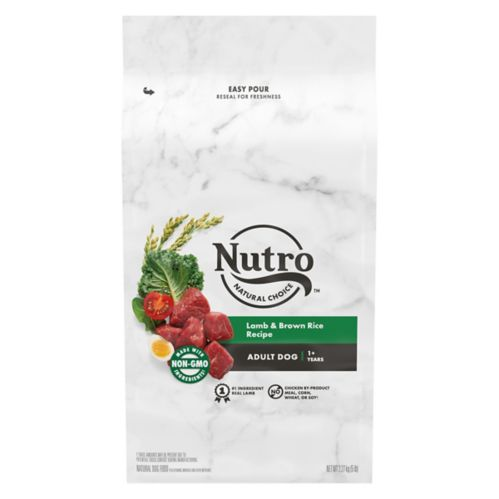 Nutro Wholesome Essentials™ Adult Dry Dog Food, Lamb & Rice, 5-lb