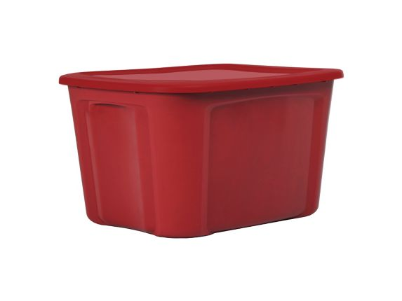 Bella Storage Solution Solid Coloured Container, 68-L