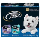 Cesar Pork & Top Sirloin Dog Food, 12-pk | Cesarnull