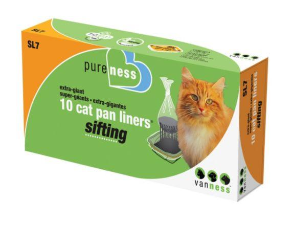 Doublure de litière à chat Pureness Sifting
