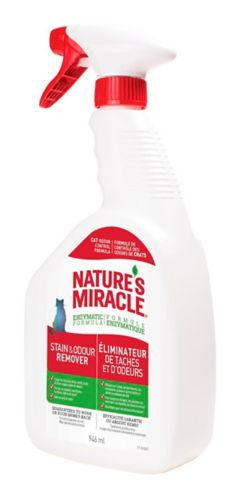 Nature's Miracle Cat Stain & Odor Remover