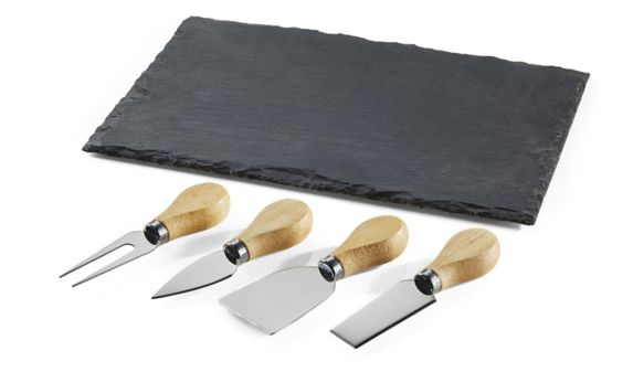 CANVAS Cheese Board Set, 5-pc