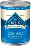 Blue Buffalo BLUE Homestyle Recipe Chicken Dinner with Vegetables Dog Food | Blue Buffalonull